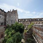 Roman ruins, Split