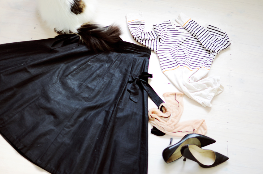 Black-white-outfit b