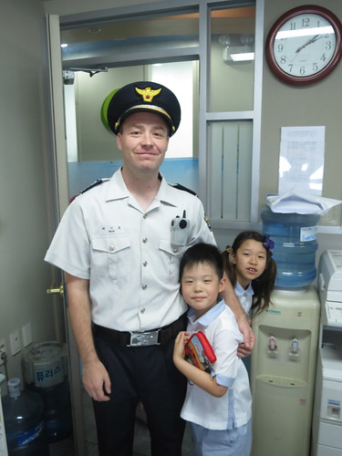 Police Officer Ashley