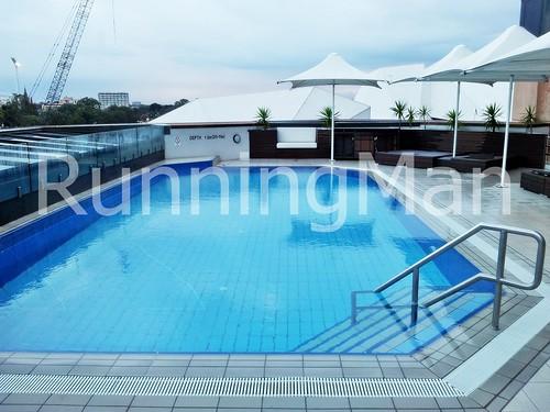 Intercontinental Adelaide Hotel Ivan Teh Runningman