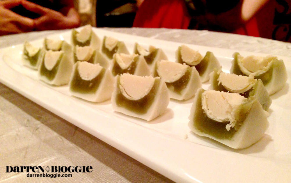 Holiday Inn Xin Cuisine Mooncake and Wine Tasting