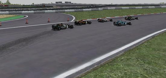 Avaliações GP da Alemanha SR11