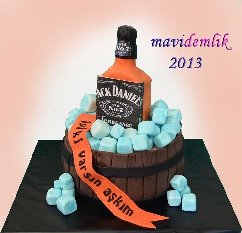 jack dan'iels viski