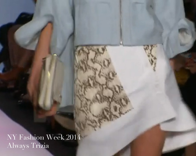 NY Fashion Week 2014 Always Trizia057