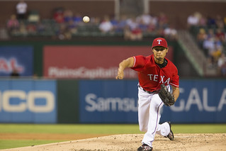 Yu Darvish - Texas Rangers vs Pittsburgh Pirates 2013