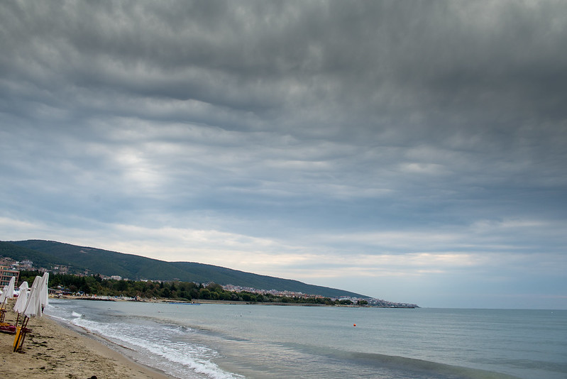 Black sea, Sunny Beach (Nesebar), Bulgaria