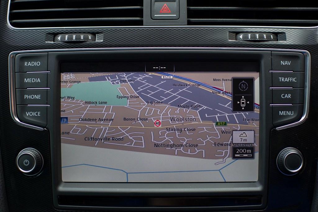 navigation speed camera locations golfmk7 vw gti. Black Bedroom Furniture Sets. Home Design Ideas