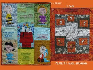 Peanuts Wall Haning