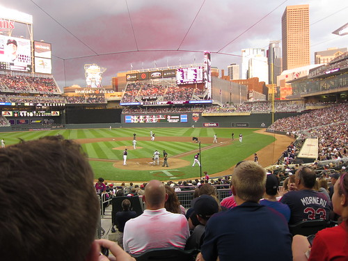 2013 Twins vs. White Sox August