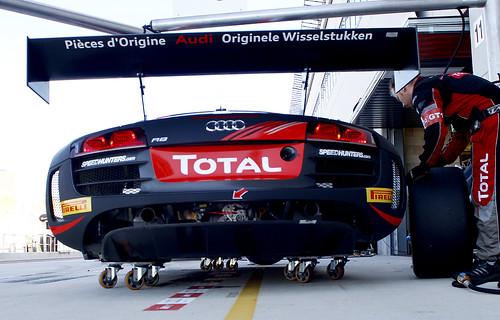 GT1, Circuito de Navarra