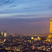 Paris, the city of lights by Skatry