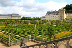 Ornamental Kitchen Gardens at Villandry