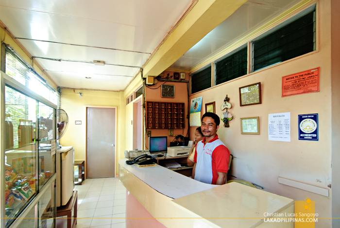 Friendly Staff at Rene's Diner and Pension House in Iligan City