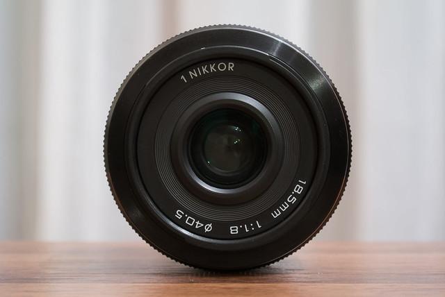 Nikkor 18.5mm f/1.8