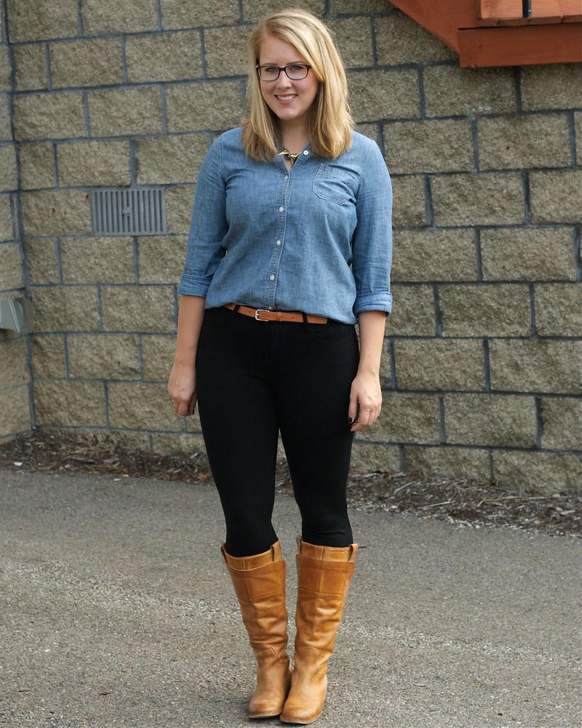 gap ponte legging jeans