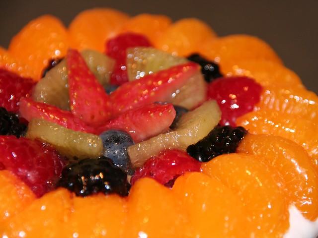 Torta alla Frutta - Ricetta Bimby