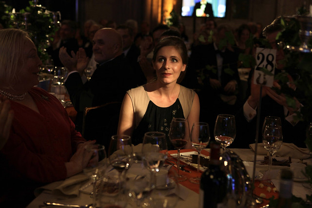 2013 Man Booker Prize winner, Eleanor Catton, is announced - c Janie Airey