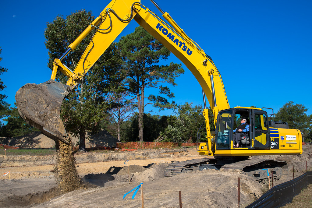 North Charleston breaks ground on new $42 million Public Works facility