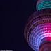 Berliner Fernsehturm | Illumination | FESTIVAL OF LIGHTS 2013