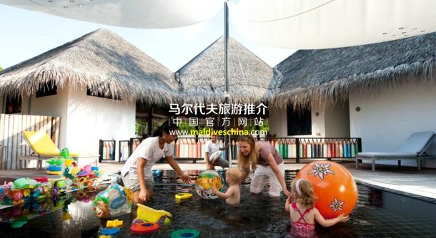 伊露岛(Iru Fushi Beach & Spa)儿童俱乐部