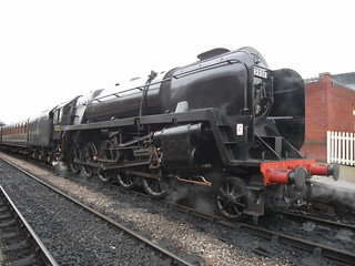 The mighty 9F