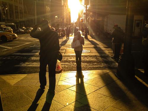 nyc newyork sunrise manhattan 42ndstreet iphone lexingtonavenue