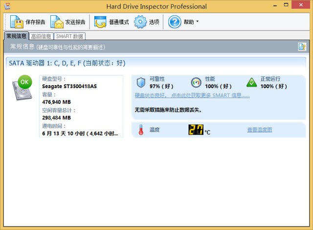 Hard Drive Inspector Professional 4.20 Build 185 + For Notebooks 破解补丁