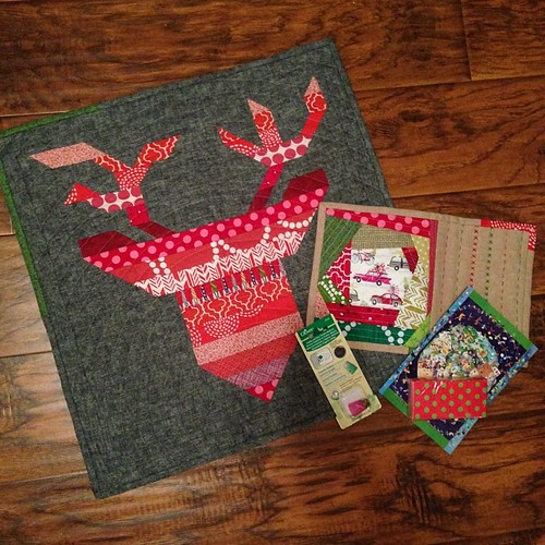 329:365 Look at the awesomeness that showed up in my mailbox today!! @jennyrach THANK YOU! I love it!! #pillowtalkswap