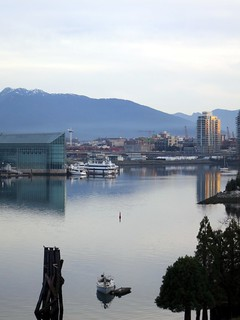 False Creek from Cambie Bridge