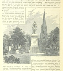 """British Library digitised image from page 566 of """"Old and New London, etc"""""""
