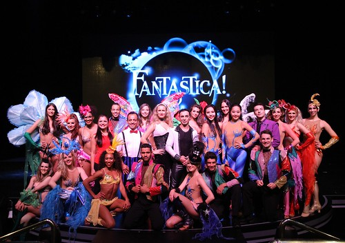 Fantastica cast group photo