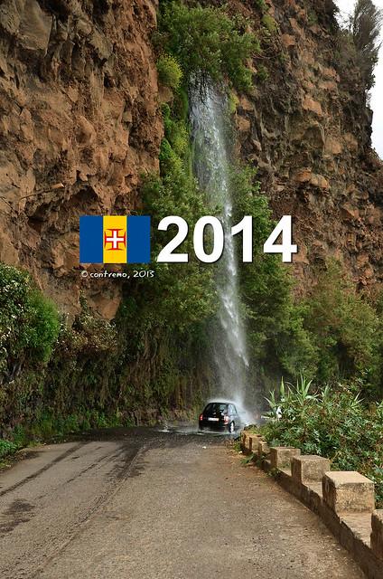 Calendario Madeira 2014