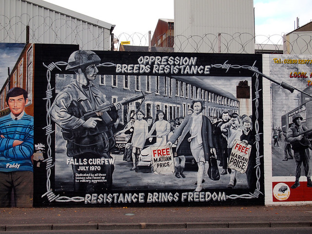 International Wall, Belfast