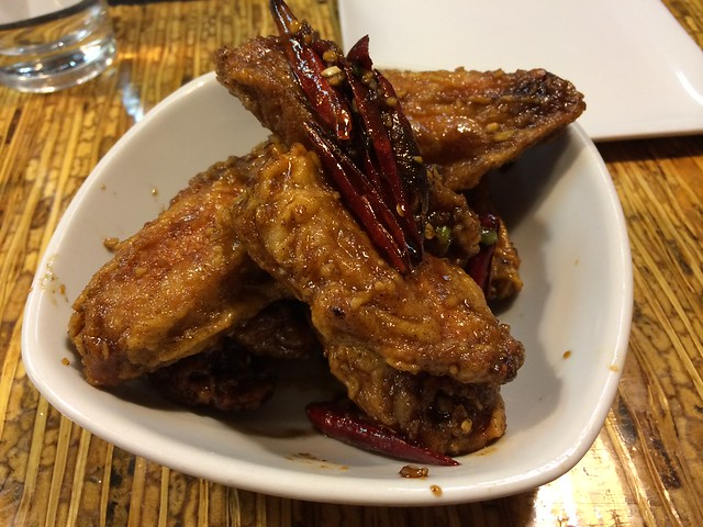 Chicken wings - SO