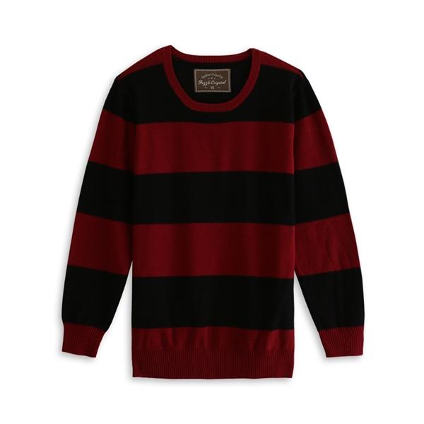 條紋毛衣-大人(PUZZLE 拍手國際)