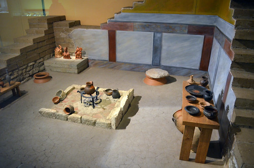 house home museum greek display space exhibit musée greece domestic macedonia grecia hearth recreation museo artifact archaeological griechenland grèce yunan greco makedonien grecque griego müzesi yunanistan griechisch archeologico arkeoloji macédoine makedonia makedonya ελλάδα maqedonia μουσείο aiane μακεδονία ελληνικόσ македония aiani αιανή