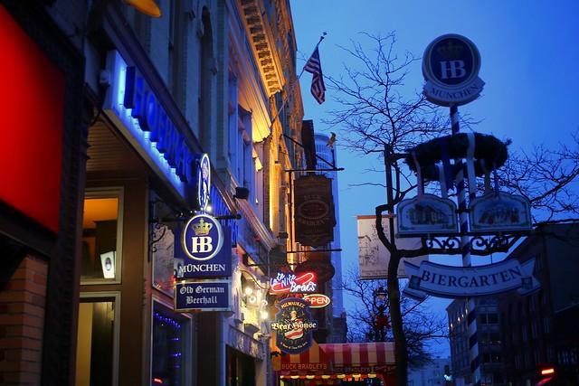 Old World Third Street