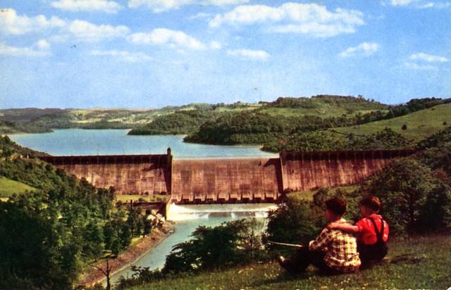 Tygart Dam Grafton WV