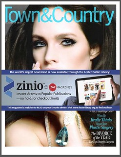 Town & Country on Zinio