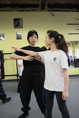 Lady Self Defense