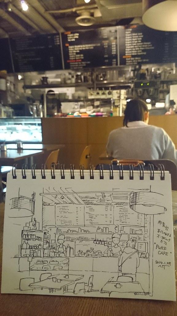 南青山 PURE CAFE