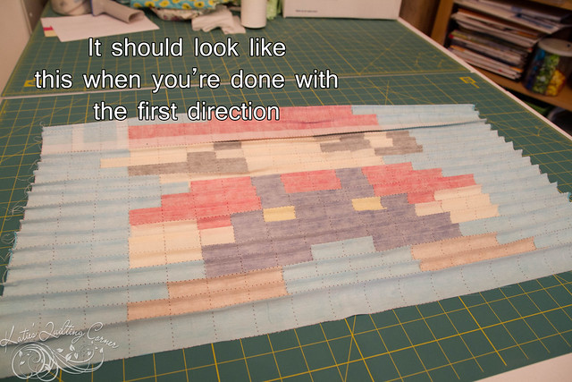 Pixel Blocks Using Grid Interfacing - A tutorial