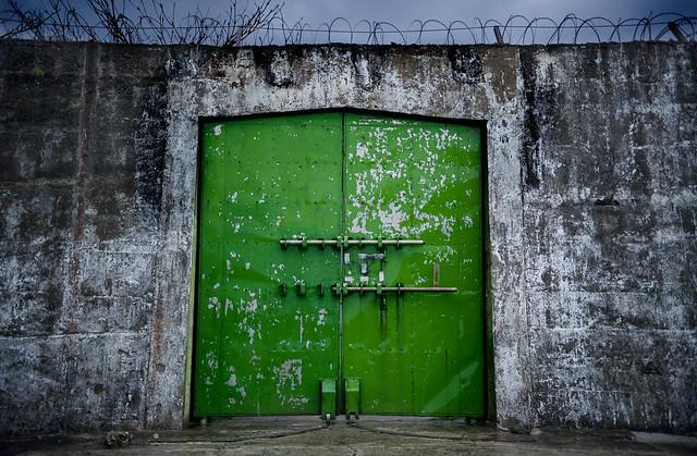GI02 Green Island Prison - Taiwan