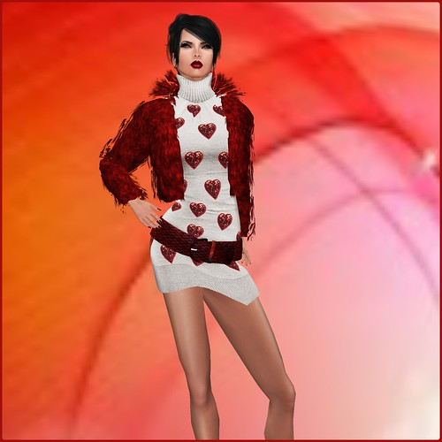 ASHMOOT VALENTINE'S DAY HUNT ITEMS by Orelana resident