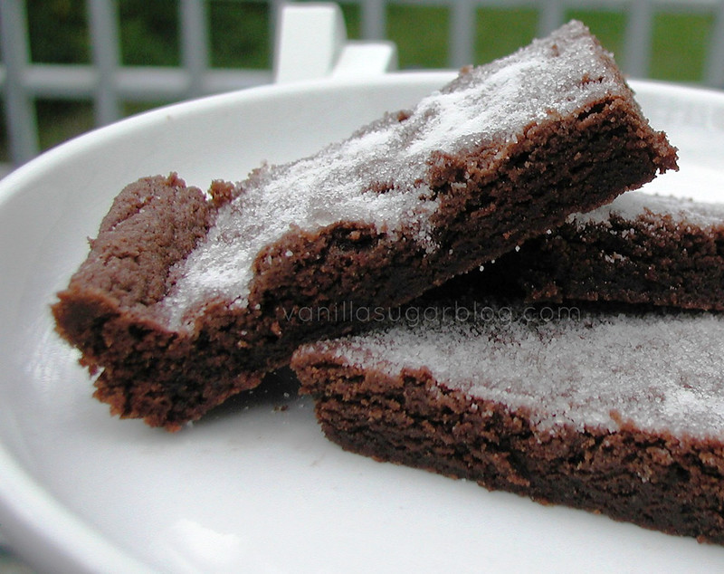 Chocolate shortbread 1