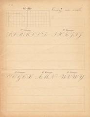 cahie n8 methode ecriture p1