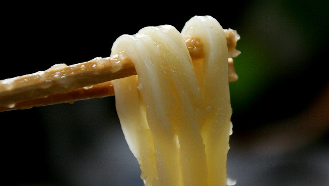小縣家の麺