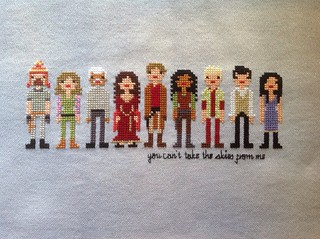 Serenity's Crew by Weelittlestitches