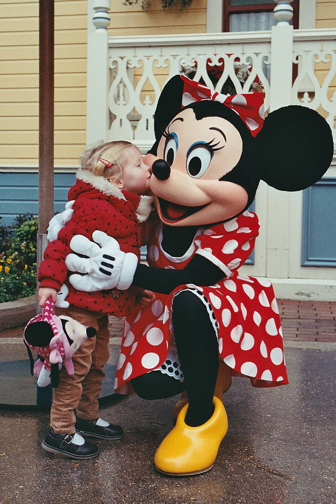 Minnie and Connie