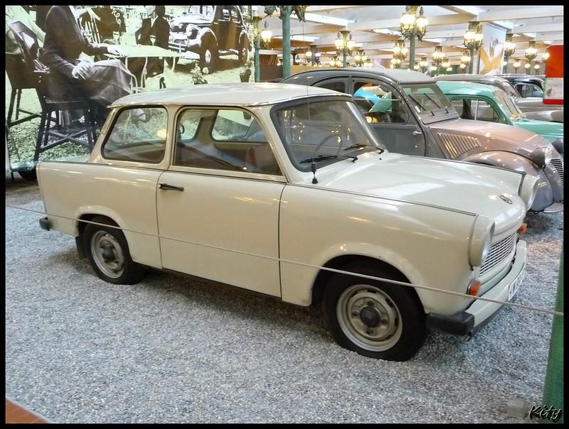 Trabant Coach - 1986